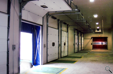United Panel Insulated Doors